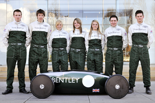 Bentley Greenpower