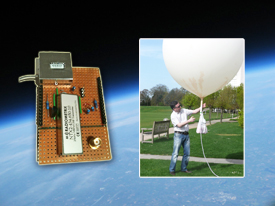 High Altitude Balloon
